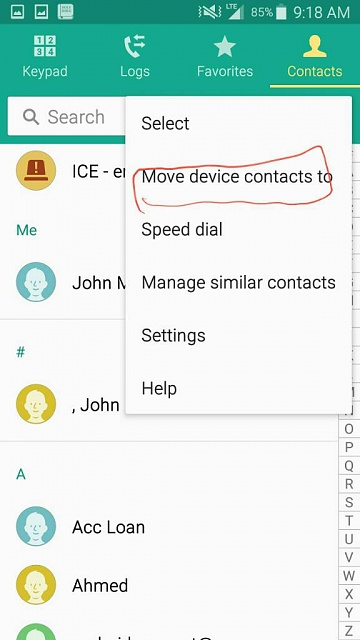 Unsynced contacts still stay in the phone book, any ideas why?-1460812828955.jpg