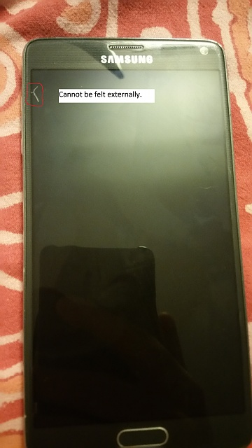 Internal crack on OEM replacement screen. Warranty?-photo-1.jpg