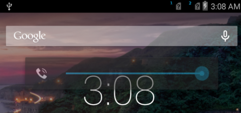 """No """"system previews"""" in the status bar on Samsung Galaxy Note 4?-1.png"""