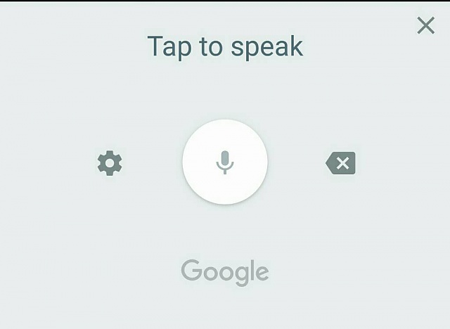 Voice dictation in text messages not working? - Android