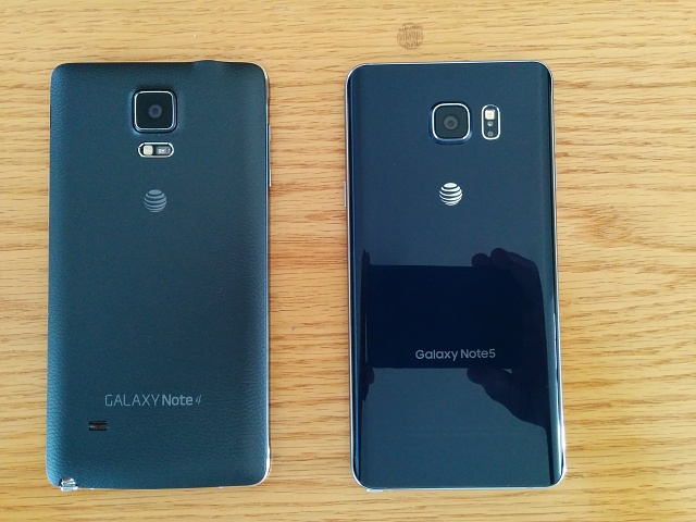 """""""I've ordered my Galaxy Note 5"""" (Order & Shipping Discussion)-note4and5.jpg"""