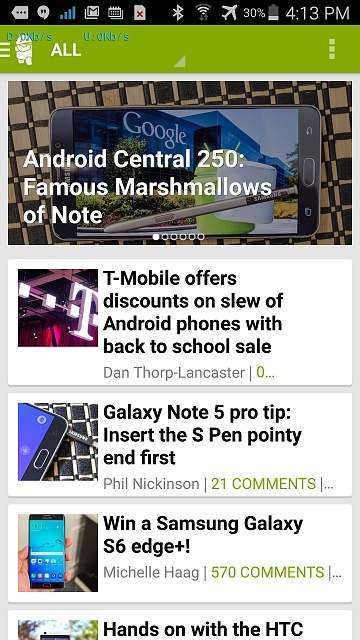 "Isn't the Note 5's screen supposed to be ""much better"" than the old Note 4 screen?-uploadfromtaptalk1440458131206.jpg"