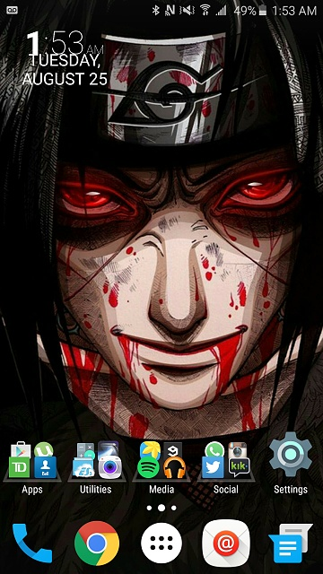 Note 5: Post Pictures Of Your Home Screen(s)-uploadfromtaptalk1440536223056.jpg
