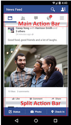 Anyone having issues with new navigation bar in texts?  Or in Facebook?-fb-main-nav-bar.jpg