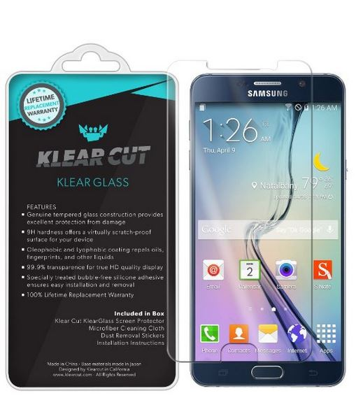 Note 5 Best Tempered Glass Screen Protectors?-klear-cut.jpg