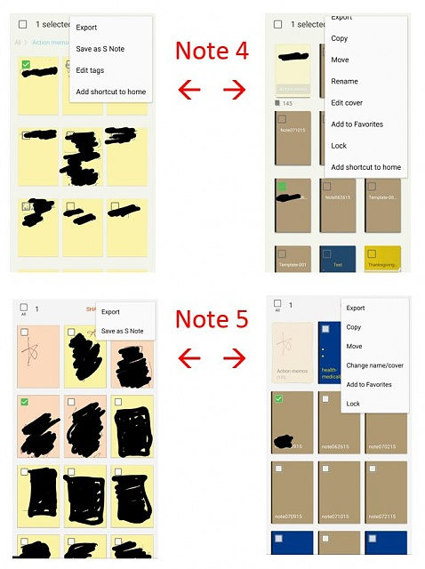 Save Action Memo and/or S Note to home screen (can't find)-compare.jpg