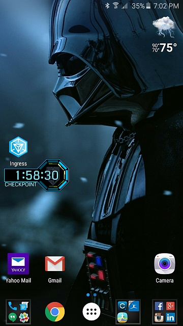 Note 5: Post Pictures Of Your Home Screen(s)-uploadfromtaptalk1441235136657.jpg