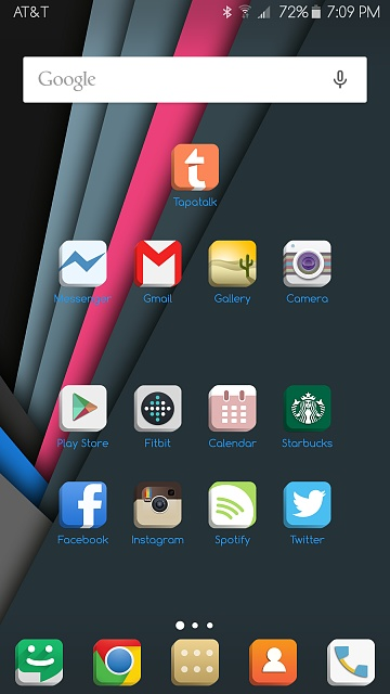 Note 5: Post Pictures Of Your Home Screen(s)-uploadfromtaptalk1441246208534.jpg