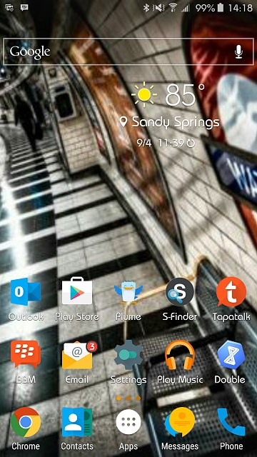 Note 5: Post Pictures Of Your Home Screen(s)-uploadfromtaptalk1441390917618.jpg