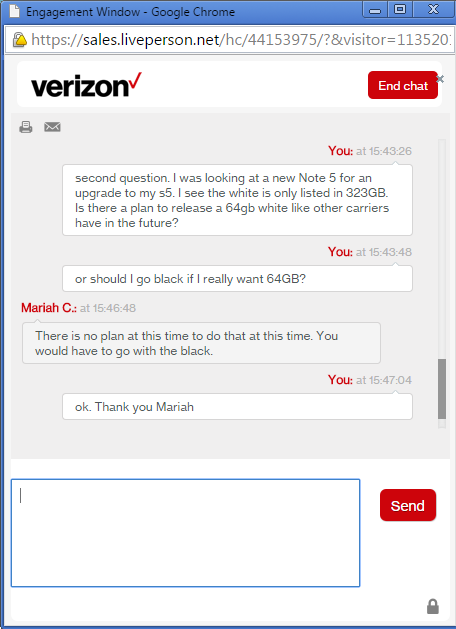 Why isn't there an option for the Note 5 64gb on Verizon?-horsesmouth.png