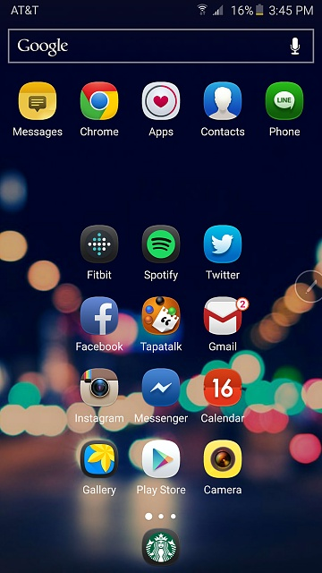 Note 5: Post Pictures Of Your Home Screen(s)-uploadfromtaptalk1441665976307.jpg