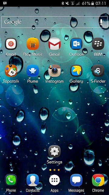 Note 5: Post Pictures Of Your Home Screen(s)-uploadfromtaptalk1441714326477.jpg