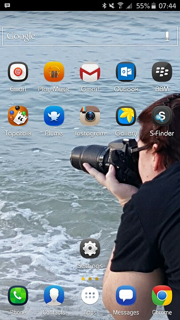 Note 5: Post Pictures Of Your Home Screen(s)-uploadfromtaptalk1441716267914.jpg
