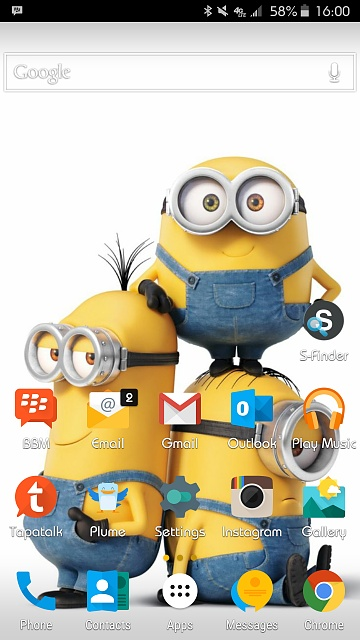Note 5: Post Pictures Of Your Home Screen(s)-uploadfromtaptalk1441832494037.jpg