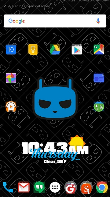 Note 5: Post Pictures Of Your Home Screen(s)-uploadfromtaptalk1441896311996.jpg