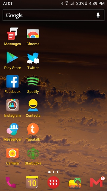 Note 5: Post Pictures Of Your Home Screen(s)-uploadfromtaptalk1441928416619.jpg
