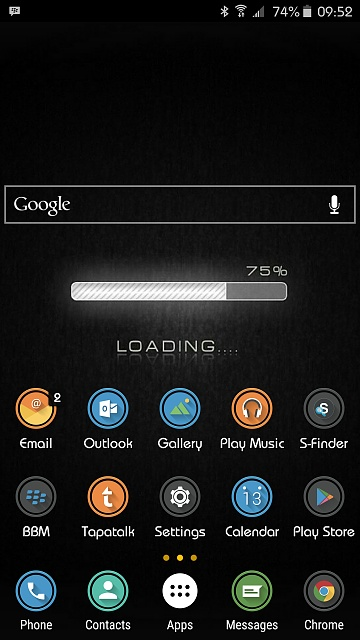 Note 5: Post Pictures Of Your Home Screen(s)-uploadfromtaptalk1442152357845.jpg
