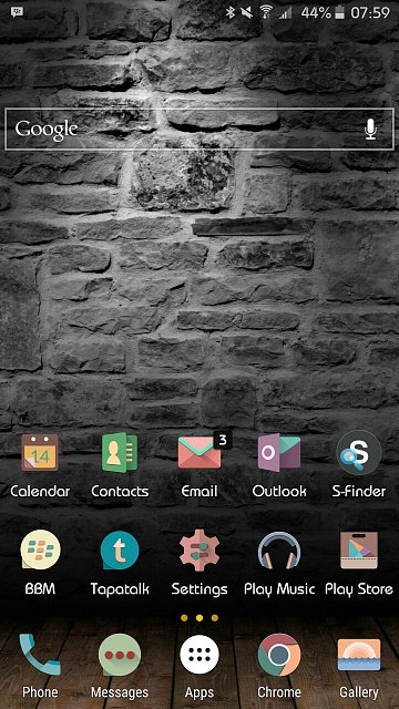 Note 5: Post Pictures Of Your Home Screen(s)-uploadfromtaptalk1442231999412.jpg