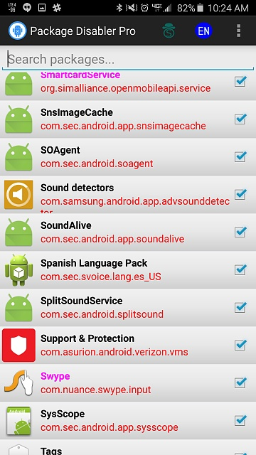 Package Disabled question - Page 2 - Android Forums at