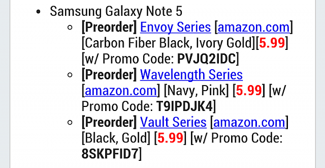 Samsung Galaxy Note 5 Cases-caseology_note5_sale.png