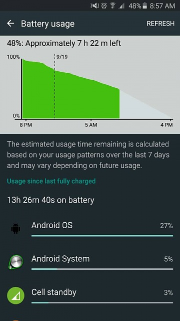 how to change note 5 battery