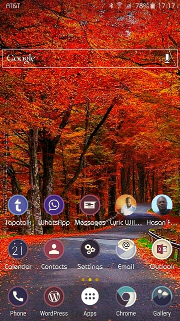 Note 5: Post Pictures Of Your Home Screen(s)-uploadfromtaptalk1442870246407.jpg