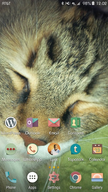 Note 5: Post Pictures Of Your Home Screen(s)-uploadfromtaptalk1443024191829.jpg