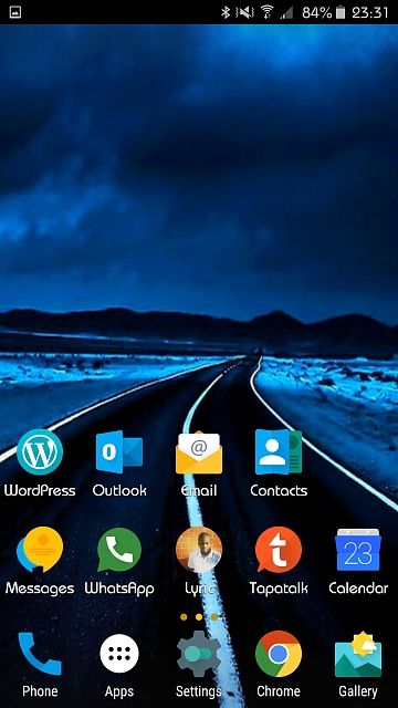 Note 5: Post Pictures Of Your Home Screen(s)-uploadfromtaptalk1443065558610.jpg