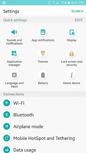 What is the best theme on the Note 5?-1443534959542.jpg