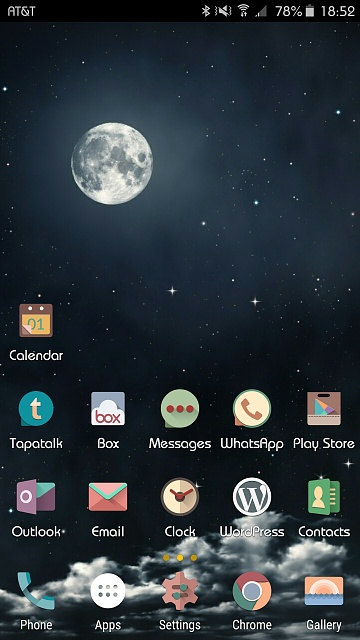 Note 5: Post Pictures Of Your Home Screen(s)-uploadfromtaptalk1443739984310.jpg