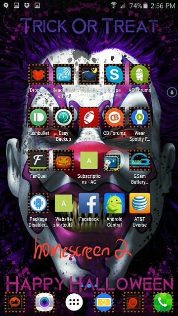Note 5: Post Pictures Of Your Home Screen(s)-1443988666578.jpg