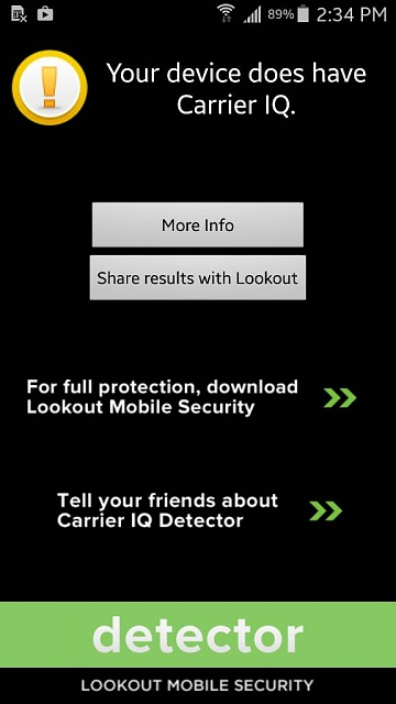 Those concerned about privacy. Yes you have spyware called Carrier IQ installed in your Note 5...-1444246497972.jpg