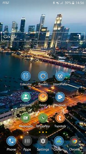 Note 5: Post Pictures Of Your Home Screen(s)-uploadfromtaptalk1444503479032.jpg