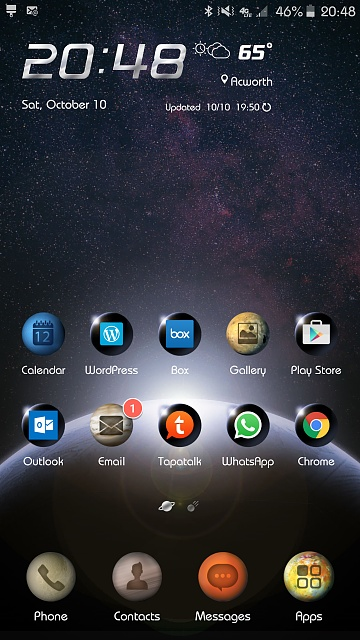 Note 5: Post Pictures Of Your Home Screen(s)-uploadfromtaptalk1444524512261.jpg