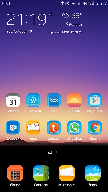 Note 5: Post Pictures Of Your Home Screen(s)-uploadfromtaptalk1444526407812.jpg