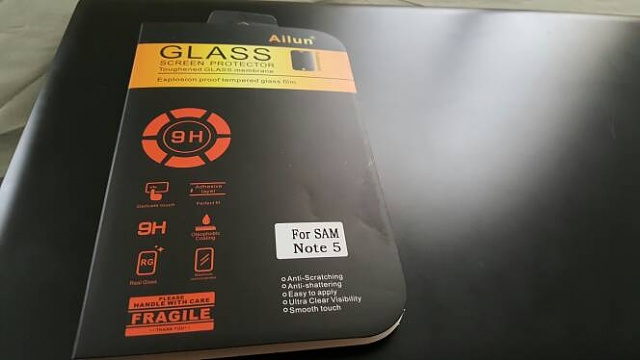 Which tempered glass is good for Galaxy Note 5 without Halo or Bubble effects?-photo_20151025_120014.jpg