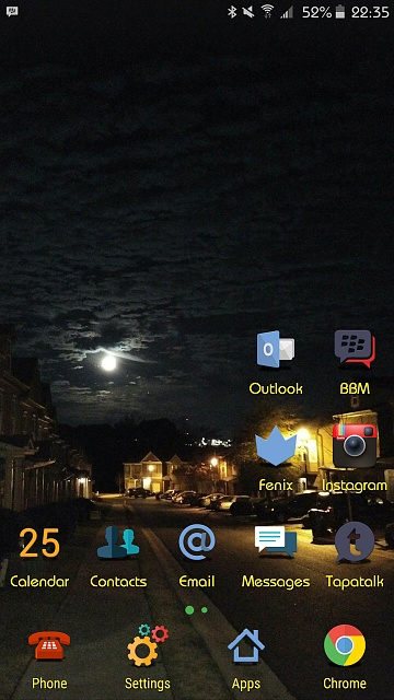 Note 5: Post Pictures Of Your Home Screen(s)-uploadfromtaptalk1448509013725.jpg