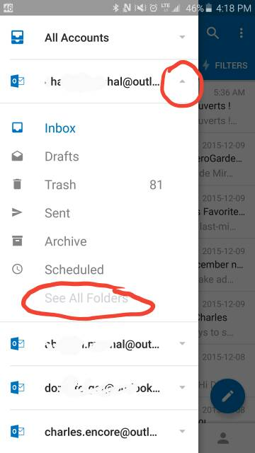 How to display folders in Outlook email on Samsung Galaxy Note 5-681.jpg