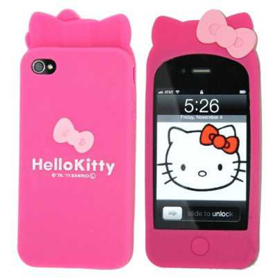 is it wrong for a big guy to use a Hello Kitty Pink Otterbox Defender case on the Note 5?-hello-kitty-silicon-case-iphone-4.jpg
