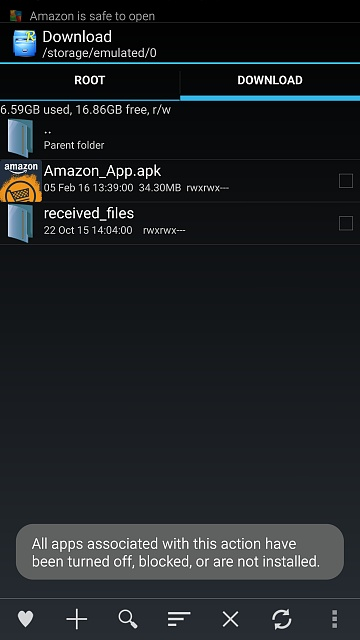 Installing Amazon Underground - Android Forums at