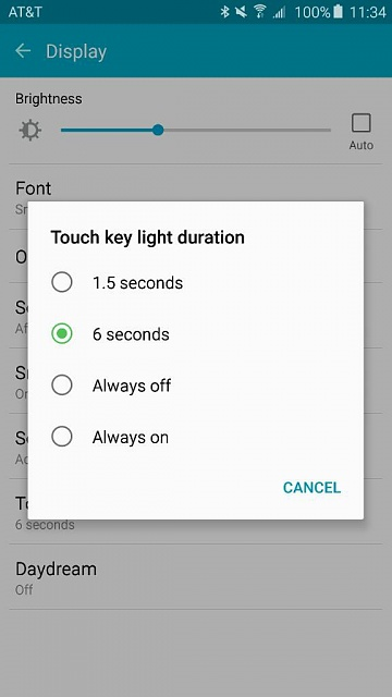 Note 5 back button lights not working-1454866670132.jpg