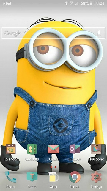 Note 5: Post Pictures Of Your Home Screen(s)-uploadfromtaptalk1456185949605.jpg