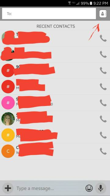 How can I send a group text message for over 20 people at a time?-20160405_212454.jpg