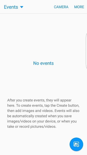 How do I disable the video event that gets auto created from the gallery-screenshot_20160514-112956.jpg