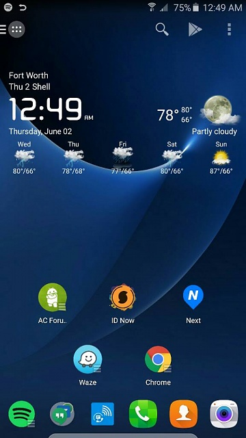 Note 5: Post Pictures Of Your Home Screen(s)-1464846698301.jpg