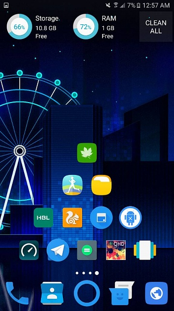 Note 5: Post Pictures Of Your Home Screen(s)-1468613725823.jpg