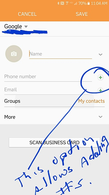 How do I add multiple phone numbers to one contact on the Samsung Note 5?-screenshot_2016-07-25-11-05-39.jpg