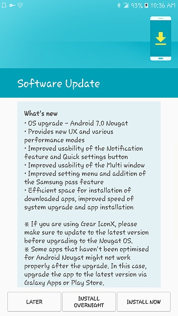 Sprint Note 5 Nougat Release Today-screenshot_20170405-103616.jpg