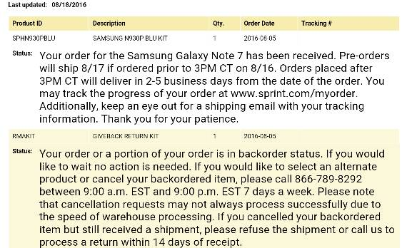 Sprint Note 7 shipping status-11406.jpg