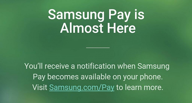Samsung Pay not available for my Note 7?-1471614293084.jpg